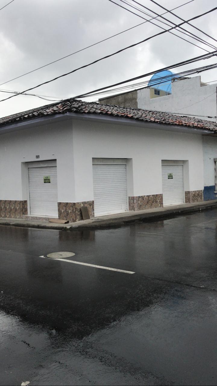 Se alquila local en barrio Centro: Cra 25 29-91