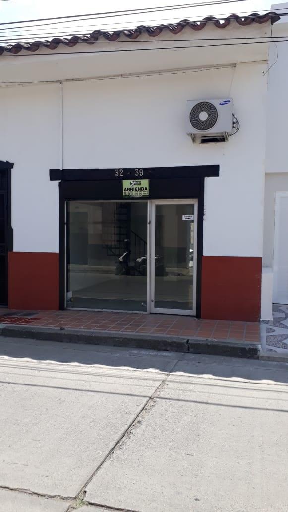 Se Arrienda Local Barrio Centro CRA 27 32-39