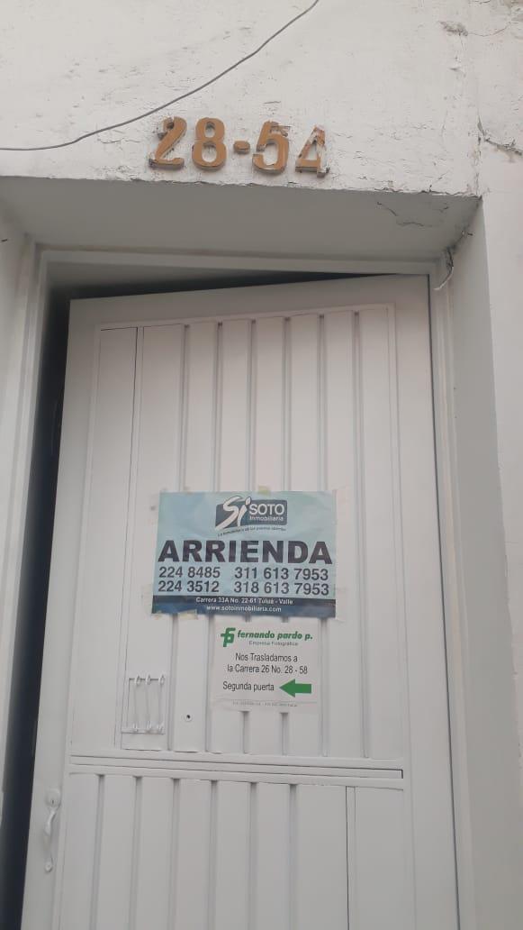 Se Arrienda Casa Barrio centro Carrera 26 28-54